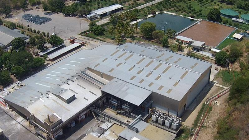 Mejoras en matadero avícola, Benaves (Grupo Souto)