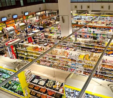 Distribución Alimentaria Alimentos