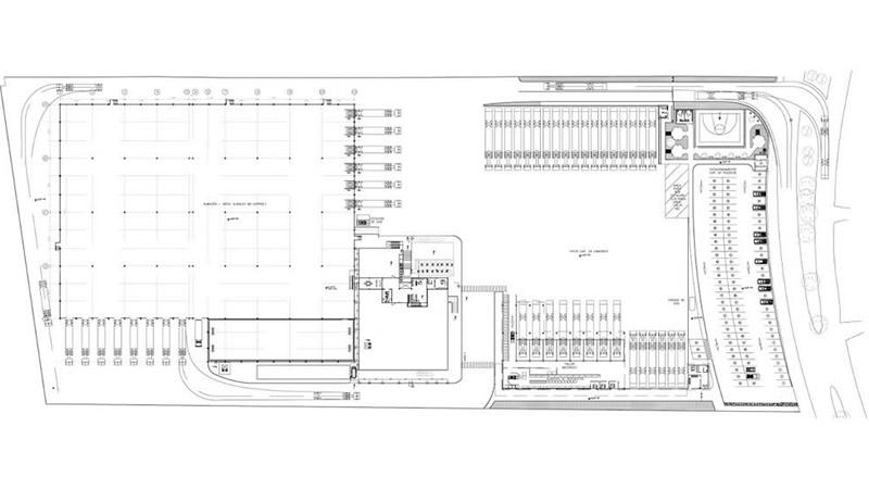 Complejo de Almacenes refrigerados y Transporte – Clover