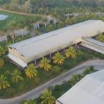 Vista aerea Matadero Porcino